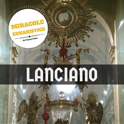 Miracole euharistice: Lanciano