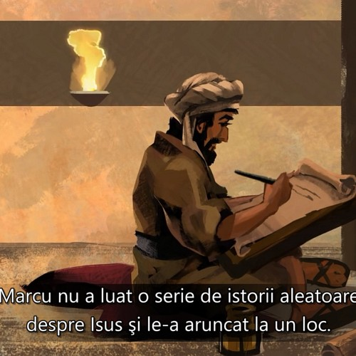 Evanghelia lui Marcu