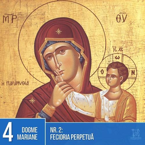 Dogme mariane: Fecioria perpetuă