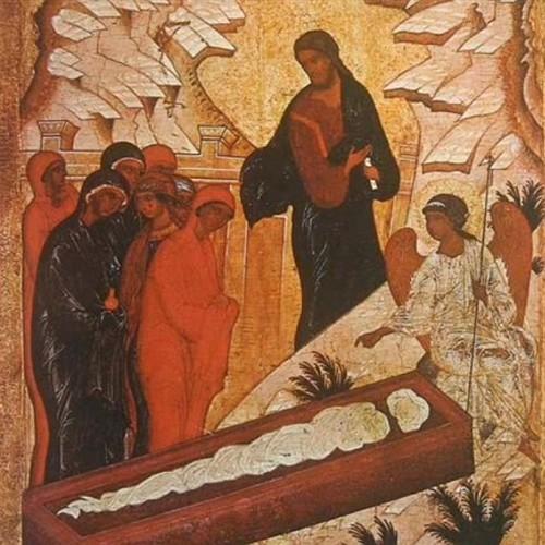 Christos Anesti – Χριστός ἀνέστη