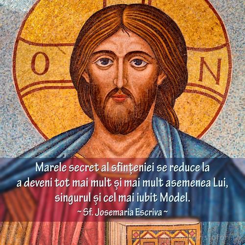 Marele secret al sfințeniei