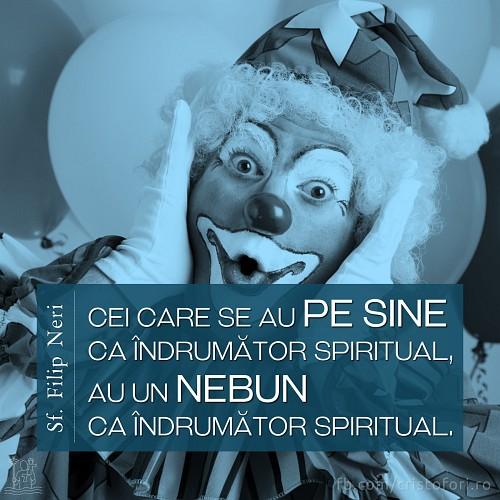 Tu îndrumătorul tău spiritual