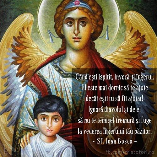 Invocă-ți îngerul