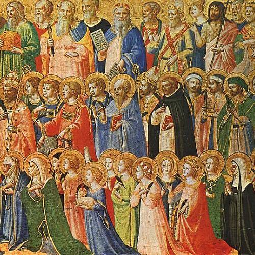 Litania sfinților