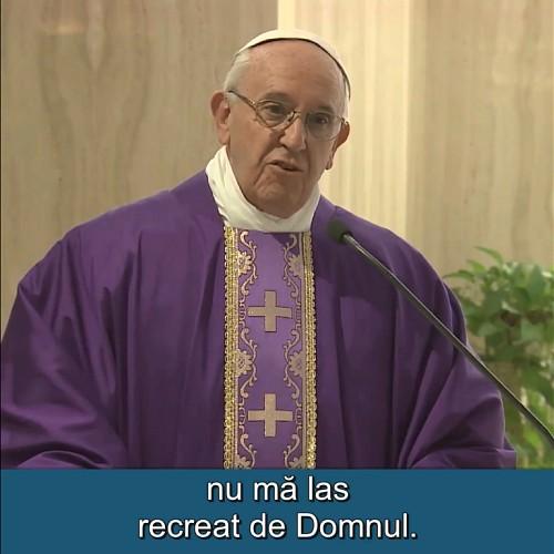Papa Francisc despre Spovadă