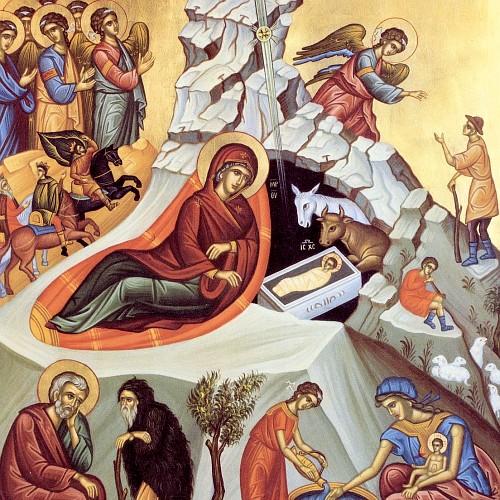 Icoana Naşterii Domnului