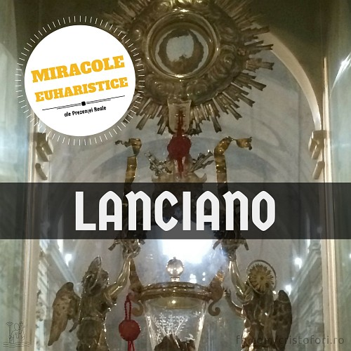 Miracole euharistice: Lanciano