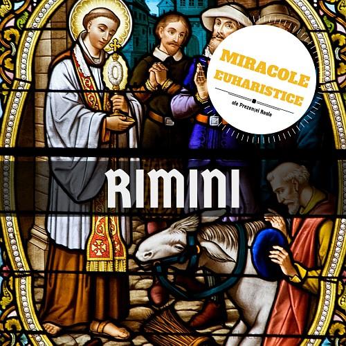 Miracole euharistice: Rimini