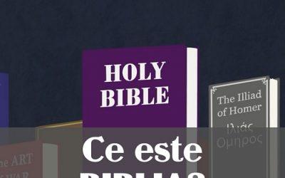 Ce este Biblia