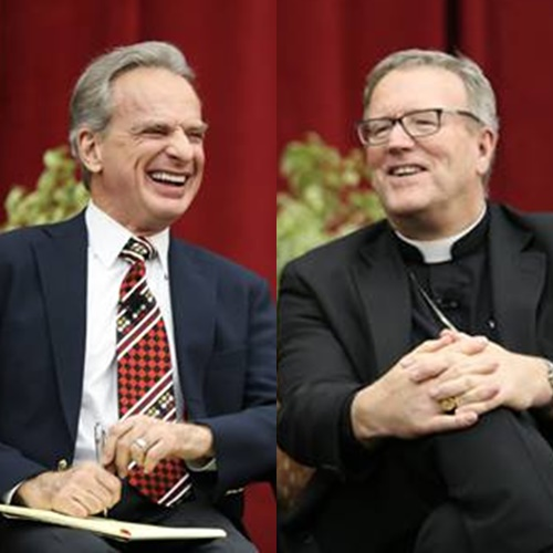 (eng) Un dialog cu doi mari evangheliști