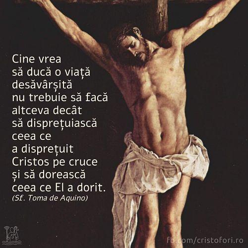 Din exemplul lui Cristos