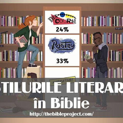 Stilurile literare în Biblie