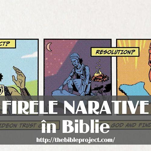 Firele narative în Biblie